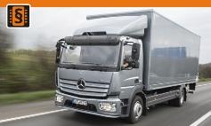 Chiptuning Mercedes  Atego