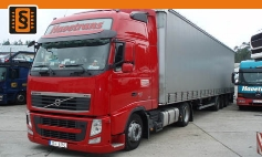Chiptuning Volvo  FH13