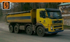 Chiptuning Volvo  FM12