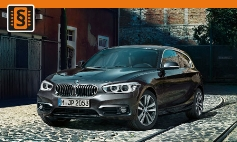Chiptuning BMW  1-series F20/F21 LCI (2015 - 2019)