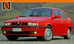 Chiptuning Alfa Romeo  155
