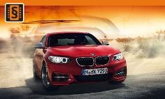 Chiptuning BMW  2-series F22/F23 (2013 >)
