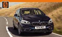 Chiptuning BMW  2-series Gran / Active Tourer F45 (2014 >)