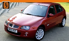 Chiptuning Rover  25