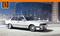 Chiptuning BMW  3-series E30 (1982 - 1993)