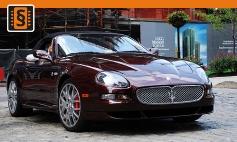 Chiptuning Maserati  4200 GT Coupé / Spyder