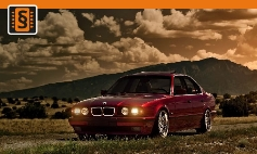 Chiptuning BMW  5-series E34 (1988 - 1995)