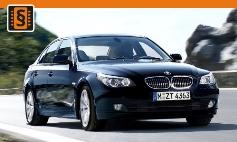Chiptuning BMW  5-series E60/E61 (2004 - 2010)