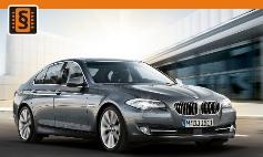 Chiptuning BMW  5-series F10/F11 (2011 - 2017)