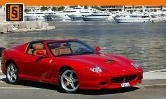 Chiptuning Ferrari  575M Maranello