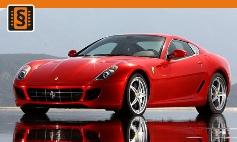 Chiptuning Ferrari  599 GTB Fiorano