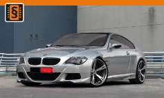 Chiptuning BMW  6-series E63/E64 (2003 - 2010)