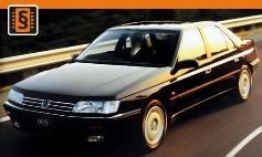 Chiptuning Peugeot  605