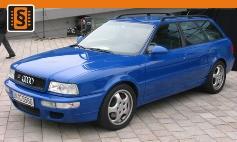 Chiptuning Audi  80