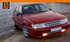 Chiptuning Saab  9000