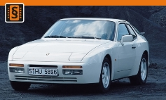 Chiptuning Porsche  944