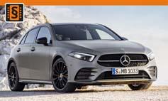 Chiptuning Mercedes-Benz  A-Class (W177) (2018 >)