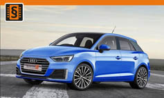 Chiptuning Audi  A1 (2018 >)