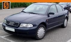 Chiptuning Audi  A4 B5 (1994 - 2001)