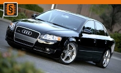 Chiptuning Audi  A4 B7 (2004 - 2008)