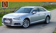 Chiptuning Audi  A4 B9 (2015 >)