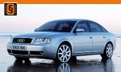 Chiptuning Audi  A6 C5 (1996 - 2004)