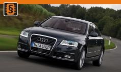 Chiptuning Audi  A6 C6 FL (2008 - 2011)