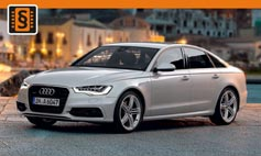 Chiptuning Audi  A6 C7 (2011 - 2017)