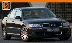 Chiptuning Audi  A8 D3 (2002 - 2007)