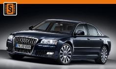 Chiptuning Audi  A8 D3 FL (2007 - 2009)