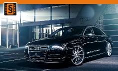 Chiptuning Audi  A8 D4 (2010 - 2017)