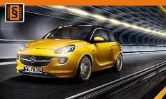Chiptuning Opel  Adam