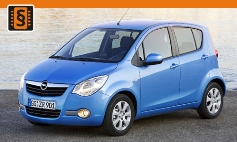 Chiptuning Opel  Agila II (2007 - 2015)
