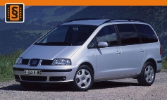 Chiptuning Seat  Alhambra I (1996 - 2009)