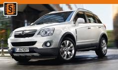 Chiptuning Opel  Antara