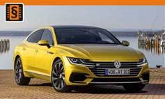 Chiptuning Volkswagen  Arteon