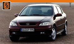 Chiptuning Opel  Astra G (1998 - 2004)