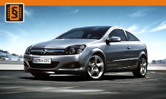 Chiptuning Opel  Astra H (2004 - 2009)