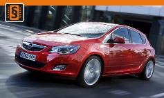 Chiptuning Opel  Astra J (2009 - 2015)