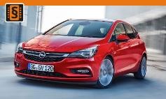 Chiptuning Opel  Astra K (2015 >)