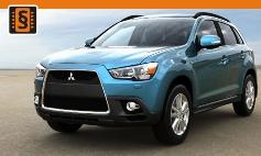 Chiptuning Mitsubishi  ASX