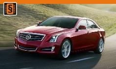 Chiptuning Cadillac  ATS