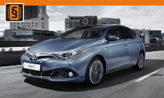Chiptuning Toyota  Auris II (2012 >)