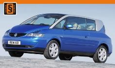 Chiptuning Renault  Avantime