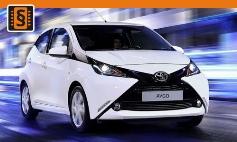 Chiptuning Toyota  Aygo II (2014 >)