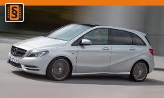 Chiptuning Mercedes-Benz  B-Class (W246) (2012 - 2019)