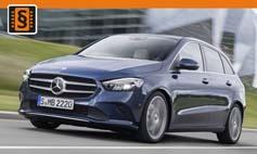 Chiptuning Mercedes-Benz  B-Class