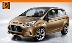 Chiptuning Ford  B-Max