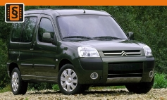 Chiptuning Citroen  Berlingo I (1996 - 2007)