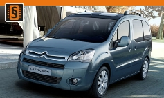 Chiptuning Citroen  Berlingo II (2008 >)